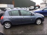 **£30 ROAD TAX A YEAR**RENAULT CLIO 1.5 DCI 86 DYNAMIQUE DIESEL,2 KEYS,FULL SERVICE HISTORY