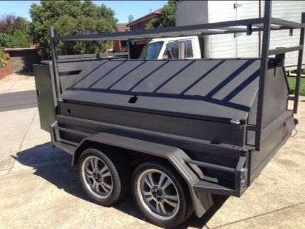 Tradesman Trailer Niddrie Moonee Valley Preview