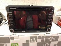 VW T5 CD/DVD CAR SAT NAV GPS ANDROID STEREO