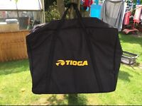 Bike transport bag