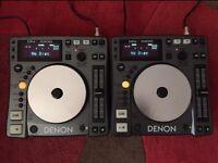 Denon DN-S1000 X 2 Serviced