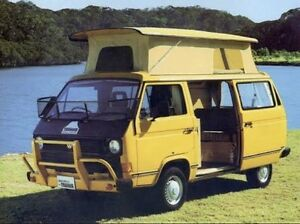WANTED: VW T3 KOMBI CAMPER Helensburgh Wollongong Area Preview