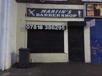 Gents Barbers Shop