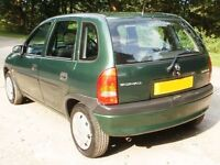 5 Door Auto Automatic Vauxhall Corsa 1.2 Cheap Insurance Low Mileage (px yaris micra astra focus)