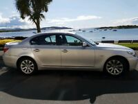 BMW 5 Series Low Miles Excellent Condition
