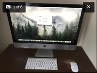 iMac 27 inch (Late 2013) IMMACULATE CONDITION comes with original box