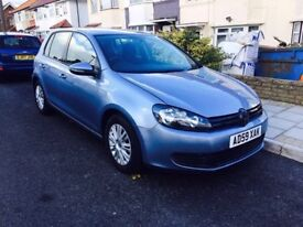 Volkswagen/VW GOLF 1.4 engine 2009/09 (it's not polo astra BMW or corsa )