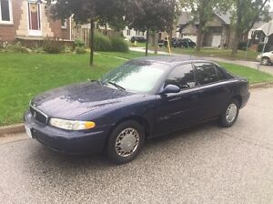 BUICK CENTURY FOR SALE!! SAFETIED + E-TESTED