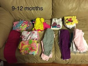 9-12 Month Baby Clothes