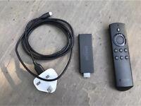 Selling Amazon Echo Dot and Alexa Fire TV stick Bundle