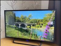 """32"""" LED TV WITH BUILT IN DVD PLAYER"""