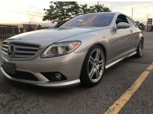 2007 Mercedes CL 550 AMG