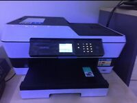 Brother colour printer, scanner, copier and fax