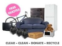 Waste Collection 24/7. Reasonable Price and Friendly Waste Clearance Service