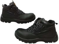 New Mens Safety Boots Size 10 Boxed