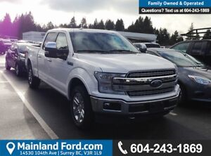 2018 Ford F-150 Lariat *ACCIDENT FREE* * LOCALLY DRIVEN*