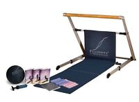 FLUIDITY BARRE EXERCISE SYSTEM (*LIKE NEW*)