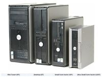 ULTRA FAST DELL DESKTOP GAMING OFFICE PC AMD KIDS STUDENTS KODI WIRELESS WINDOWS 10 OPTION 1