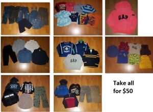 3T Boys Clothing Lot 2 (Take 42 Pieces for $50)