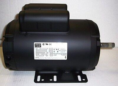 CAMPBELL HAUSFELD AIR COMPRESSOR ELECTRIC MOTOR 5HP 230V MC019300AV, MC024799SJ