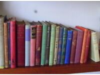WANTED - old hardback books for stage props