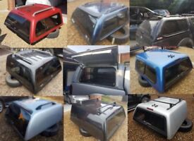 MANY COLOURS Nissan Navara D40 Hardtop 2005-2015. Will p/x Your Cover. Free Fitting Or Can Deliver