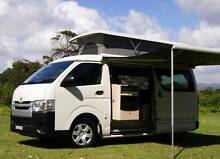 2015 New Toyota Hiace Discoverer Campervan Automatic Albion Park Rail Shellharbour Area Preview