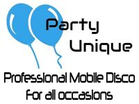 Professional Mobile Disco Hire / East Midlands
