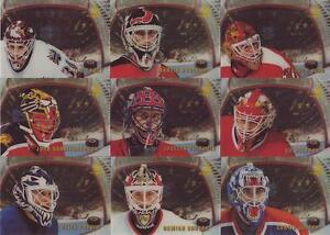 1996-97 Pacific Pinnacle McDonald's Hockey Card Complete Set