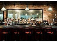 Waiter- Hoxton Grill, Shoreditch