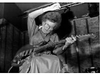 Wanted: Female BASS player, mature / senior, age 50+