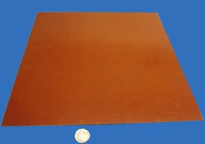 Garolite Micarta Canvas Phenolic Ce Sheet .063 116 X 12 X 12 4 Units