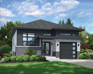 Maison clé en main terrain inclus pour seulement 224 000$!!