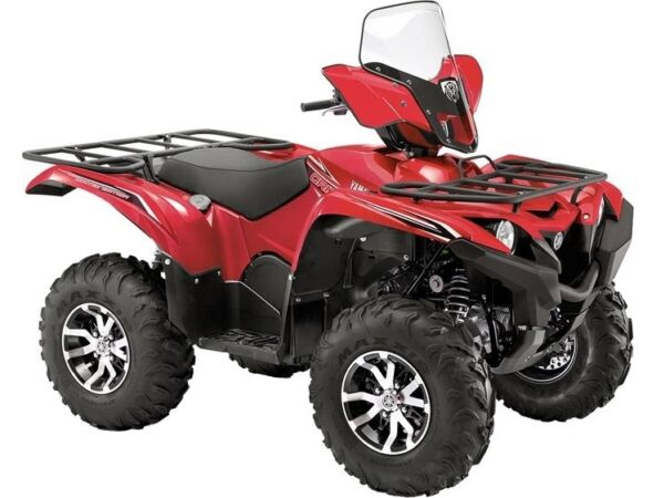 Used 2016 Yamaha GRIZZLY 700 DAE EPS LE