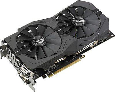 Grafikkarte PCI-Express ASUS Dual Radeon RX 580 OC mit 4GB GDDR5, HDMI, Mining  - Oc Pci Express