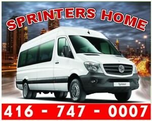 45 in stock!!! DIESEL DODGE/MERCEDES SPRINTER CARGO VANS ON SALE