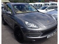 Porsche Cayenne S DIESEL NEW SHAPE 4X4 MASSIVE SPEC 1 OWNER - 2010