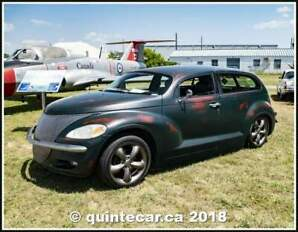Rat rod PT Cruiser GT