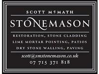 Stonemason required