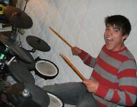 Drum Lessons FIRST LESSON FREE
