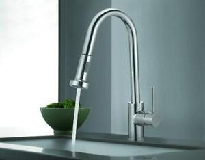 New kitchen faucet / Robinets de cuisines neuf