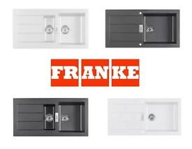 New Franke Sirius Kitchen Sink Are Available In 1.0 & 1.5 Bowl