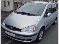 Ford Galaxy Mk 2 (2002) 1.9TDi Automatic (AUY) Engine Code