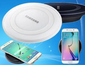 SAMSING AND iPHONE WIRELESS CHARGER  , BLACK OR WHITE