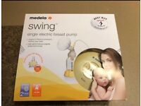 Medela breast pump hardy used