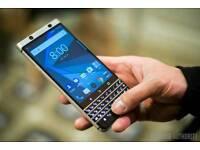 Blackberry keyone week old immaculate unlocked