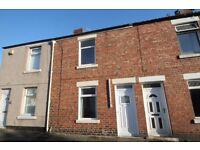 Spacious 2 bedroomed house with secure Courtyard