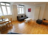 ONE bedroom flat in school conversion near ALDGATE EAST, furn, avail 21/08/2018, students welcome