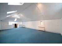 Bristol city centre office space to rent / to let / 10 to 20 person / from £20pppw / light & airy