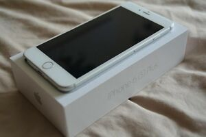 iPhone 6S PLUS Silver 32GB Weston Cessnock Area Preview